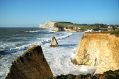 Freshwater Bay Isle of Wight - Pictures courtesy of Wightphotobreaks.co.uk