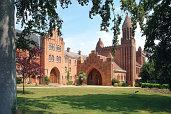 Quarr Abbey - Pictures courtesy of Wightphotobreaks.co.uk