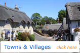 Towns and Villages on the Isle of Wight