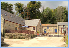 Self catering cottages and bungalows at Bank End Farm, Isle of Wight
