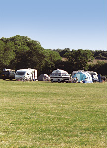 Carpenters Farm Campsite St. Helens Isle Of Wight