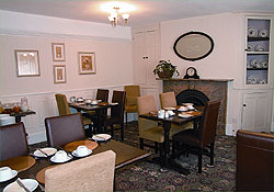 The Lounge at the Newport Quay Hotel