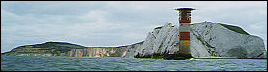 The Needles and Alum Bay